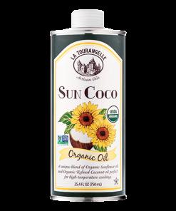Dầu ăn hữu cơ La Tourangelle Sun Coco 1