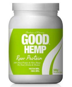 Bột protein dầu hạt gai Good Hemp 500g 4