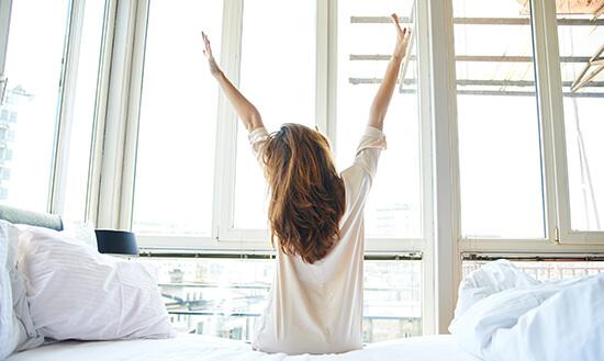 Tập thể dục giúp bạn có giấc ngủ ngon và luôn khỏe khoắn khi thức dậy